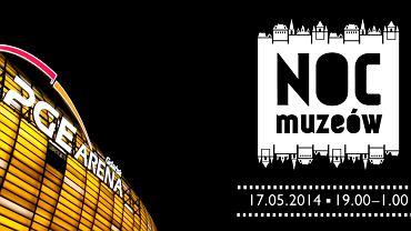 noc muzeów pge arena