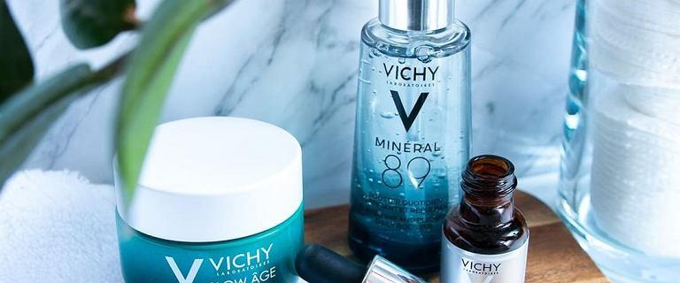Dermokosmetyki Vichy dla cery dojrzałej. Dbaj o swoją skórę w każdym wieku!