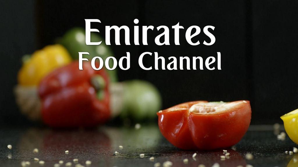 Nowe kanały kulinarne w systemie rozrywki pokładowej Emirates. Przewoźnik ujawnia kulisy tworzenia pokładowej karty dań i win