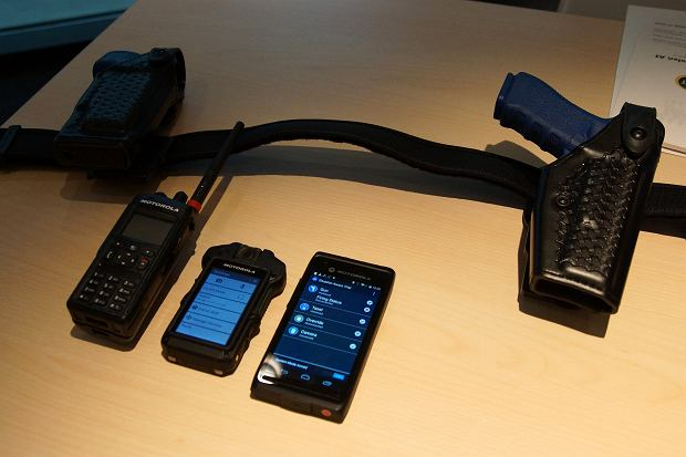 Prezentacja Motorola Solutions