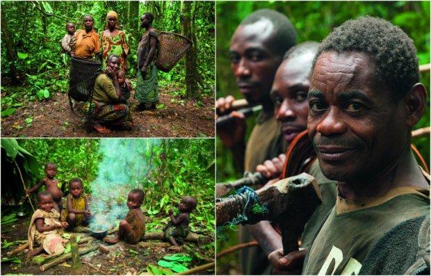 Kamerun, u plemienia Baka/ Fot. Tomek Michniewicz