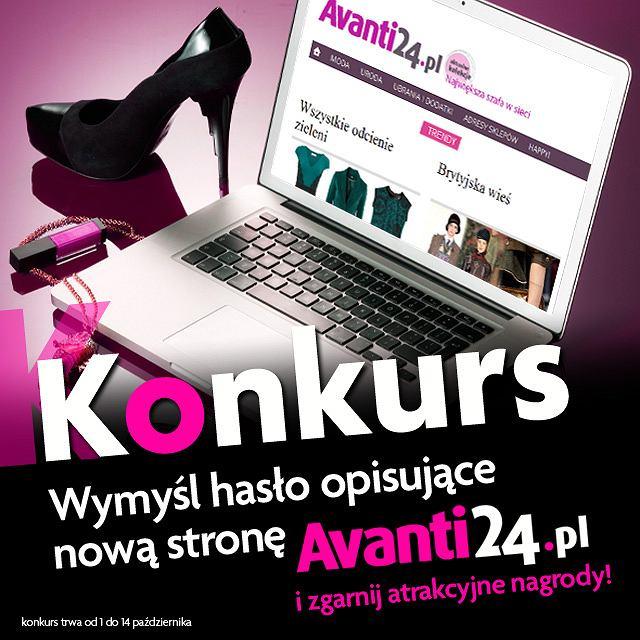 Konkurs avanti24.pl