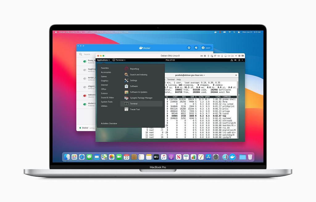 Apple stawia na własne procesory w komputerach