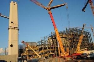 Mostostal Warszawa schodzi z budowy spalarni odpadów