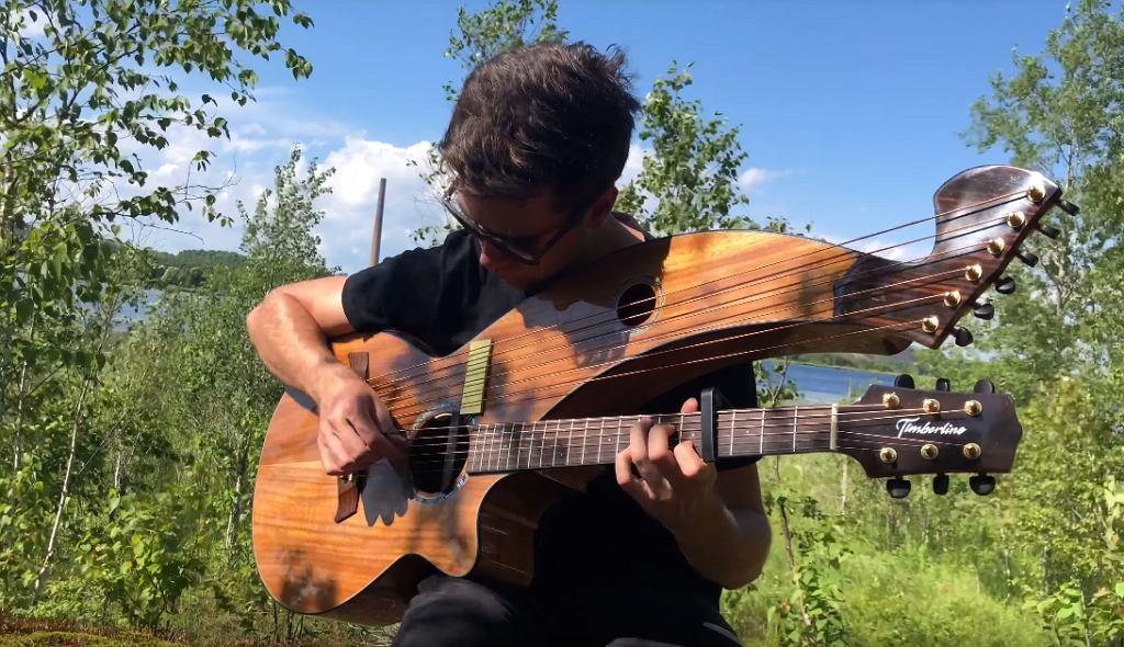 Jolene - Harp Guitar Cover - Jamie Dupuis