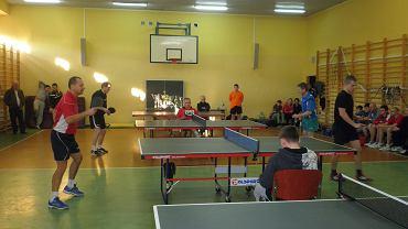 Tenis stołowy w Radomiu, rozgrywki amatorów