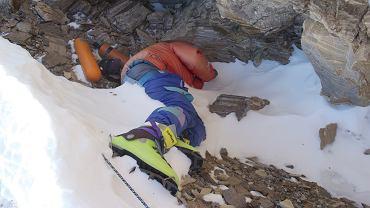 Tzw. Zielone Buty to ciało himalaisty, który najprawdopodobniej zginął podczas wyprawy na Mount Everest w 1996 r. Zielone Buty stanowią punkt orientacyjny dla innych wspinaczy