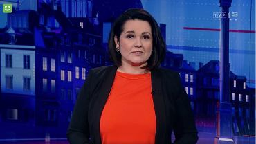 Główne wydanie 'Wiadomości'. TVP milczy nt. inflacji