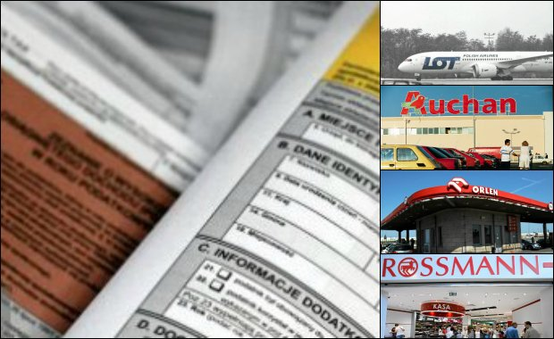 Zobacz jak wysokie podatki płacą największe spółki w Polsce. Rekordzista zasilił budżet ponad 1,5 mld zł
