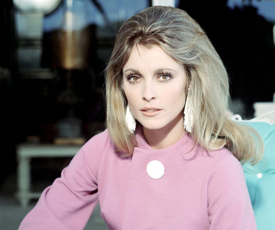 Sharon Tate w 1965 r.