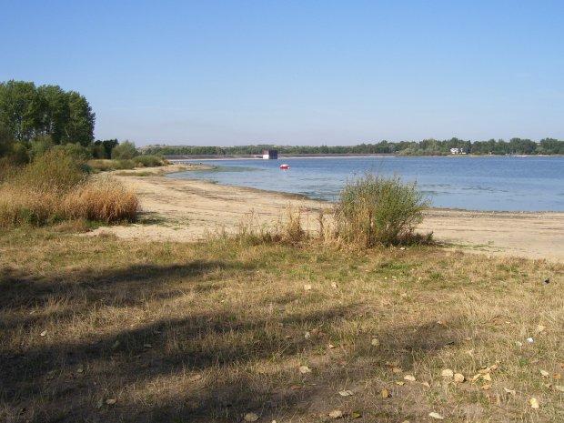 Zbiornik wodny w Przeczycach