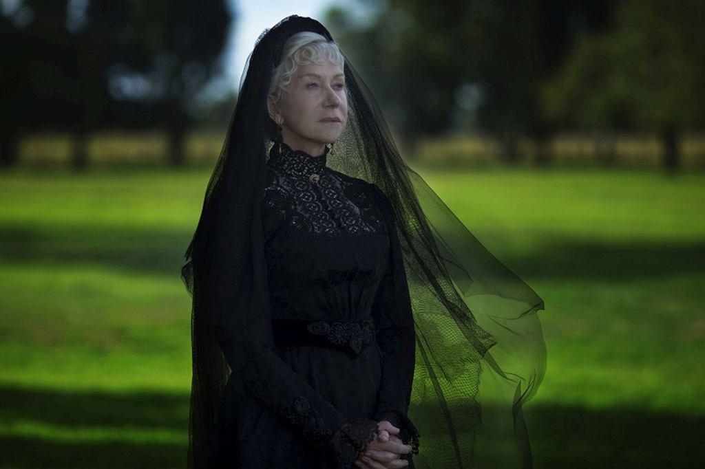 Helen Mirren w filmie 'Winchester. Dom duchów' / Materiały prasowe Monolith Films