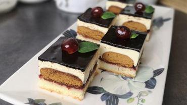 Ciasto piernikowe katarzynka