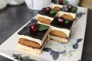 Ciasto piernikowe katarzynka - idealne do kawy [PRZEPIS]