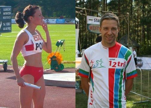 Weronika Zielińska i Michał Rachwał