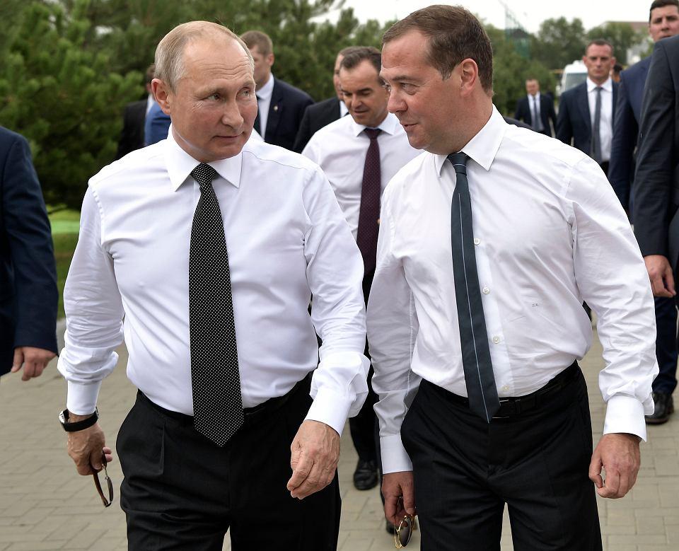 Premier Rosji Dmitrij Miedwiediew poparł zmiany w systemie kontroli jakości ropy naftowej w Rosji, aby uniknąć ponownego kryzysu w eksporcie zanieczyszczonego surowca.