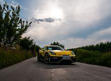 Opinie Moto.pl: Porsche Cayman GT4 - bo czasem chodzi tylko o zabawę!