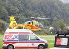 Akcja ratownicza w Tatrach po burzy nad Giewontem [GALERIA ZDJĘĆ]