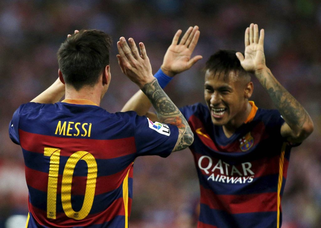 Barcelona - Atletico Relacja Online za darmo