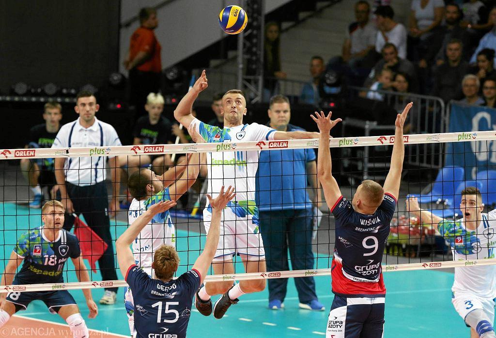 Espadon Szczecin nadal nie wygrał meczu w Plus Lidze
