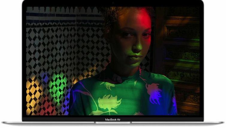 Nowy, odświeżony MacBook Air