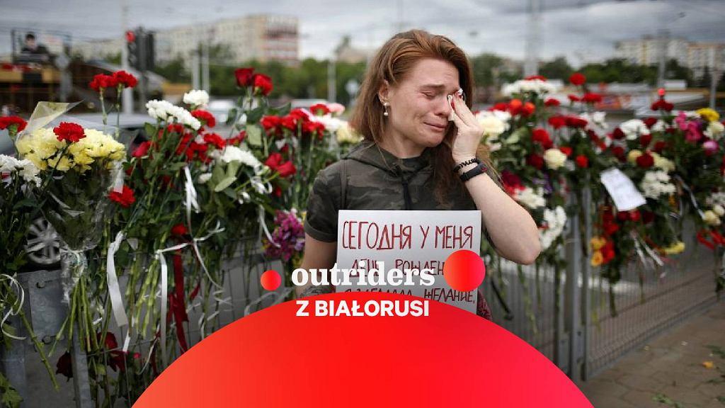 Fala protestów na Białorusi