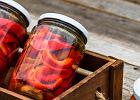 Papryka marynowana - przepis babci Jadzi. Genialny dodatek do obiadu i na grilla