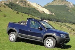 Dacia Duster Pick-up | Edycja limitowana