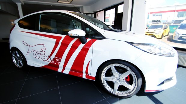 Wolf Racing Fiesta ST