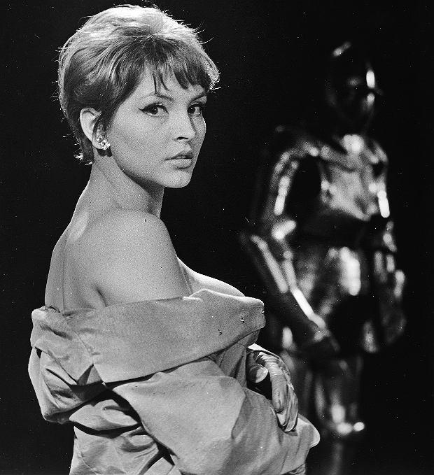 Teresa Tuszyńska w filmie 'Cała naprzód' 1966 r.