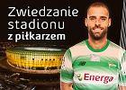 Zwiedź Stadion Energa Gdańsk z Flavio Paixao