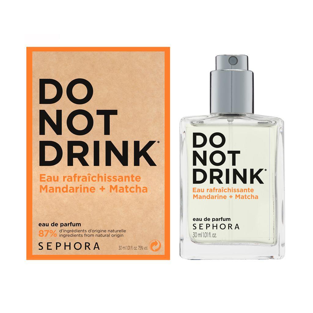Nowa kolekcja zapachów DO NOT DRINK* Sephora Collection