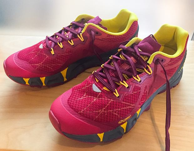 Merrell Agility Peak Flex test butów trailowych