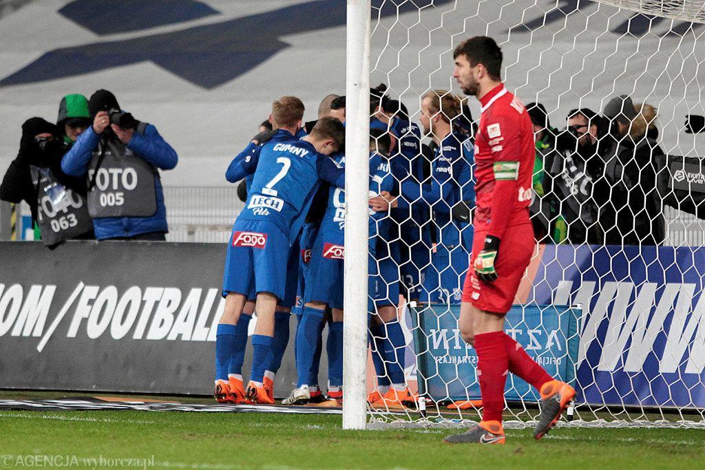 Lech Poznań - Lechia Gdańsk 3:0.