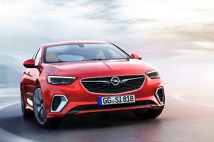 Opel Insignia GSi - sportowa Insignia już w Polsce. Znamy ceny
