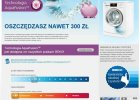 Zaoszczędzisz 300 złotych na praniu? Prześwietlamy reklamę pralki BEKO