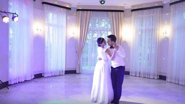 Pierwszy taniec Uli i Bartka