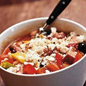 Pożywna zupa paprykowa