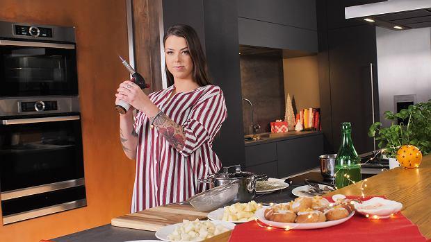 Zdjęcie numer 1 w galerii - PowerKuchnia Adriany. Zadyma w kuchni, czyli śledź wędzony
