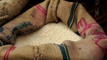 Worek ryżu