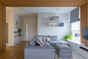 Aranżacja mieszkania w stylu hygge