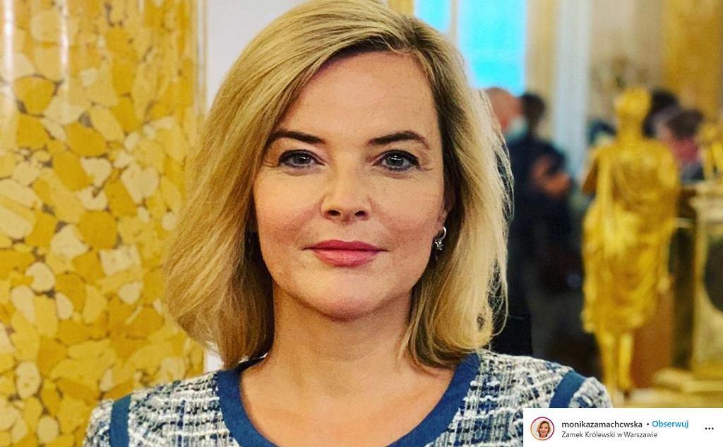 Monika Zamachowska nowa fryzura. Zdecydowała się na jesienną metamorfozę: 'Znów jakoś młodziej'