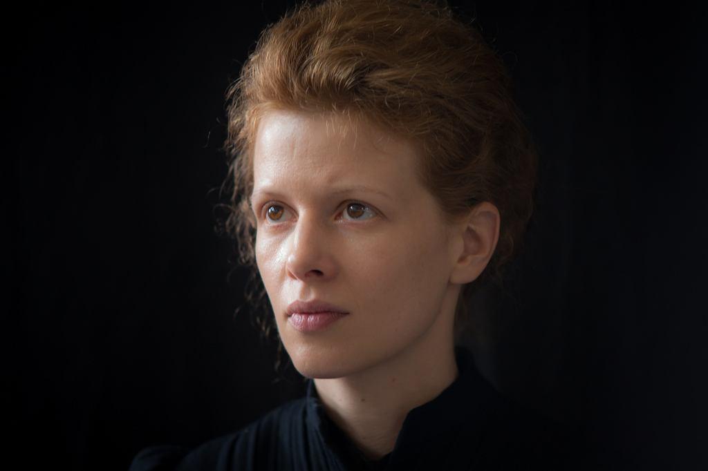 Kadr z filmu ''Maria Skłodowska-Curie'' (fot. Grzegorz Hartfiel)