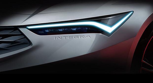Honda ożywia słynny model Integra. Firma pokazała pierwsze zdjęcie