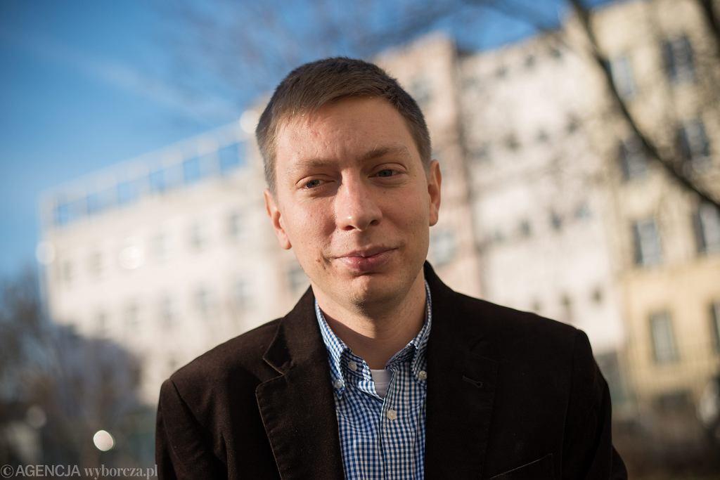 Michał Bilewicz, psycholog społeczny, kierownik Centrum Badań nad Uprzedzeniami prz Wydziale Psychologii UW