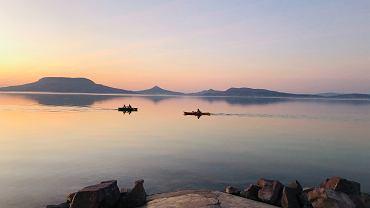Węgry i jezioro Balaton