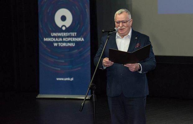 Zdjęcie numer 20 w galerii - Pierwsza Gala Sportu Uniwersyteckiego w Toruniu. Zawodnicy z UMK nagrodzeni
