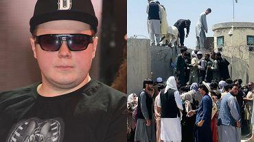 Donatan odniósł się do sytuacji w Afganistanie
