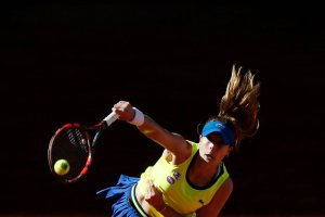 Tenis - French Open. Awans Magdy Linette i Alize Cornet