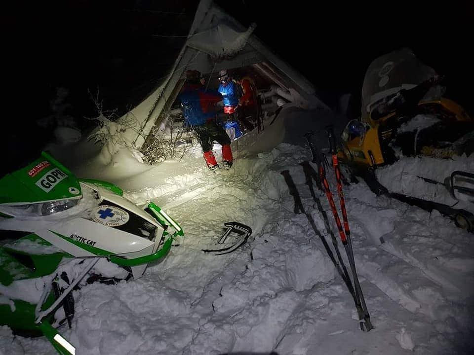 Para 50-latków utknęła na czerwonym szlaku w Beskidach. Wcześniej GOPR radził powrót, ale nie posłuchali